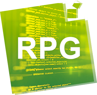 Desarrollo de software RPG para empresas